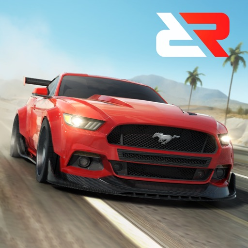 Rebel Racing free software for iPhone and iPad