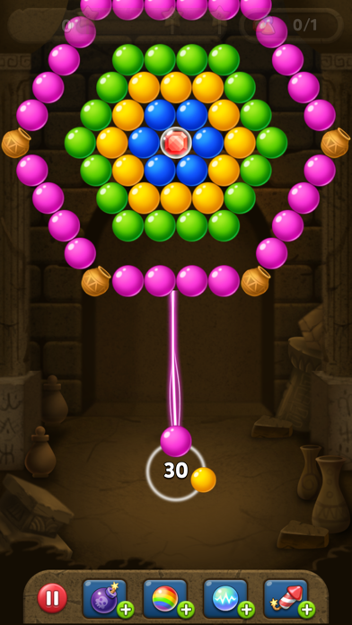 Bubble Pop Origin! Puzzle Game screenshot 2