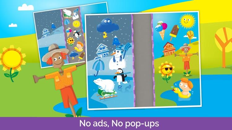 Sorting Puzzles for Kids screenshot-3