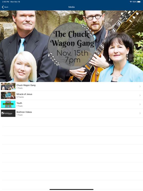 Mount Olive Brethren Church screenshot #3