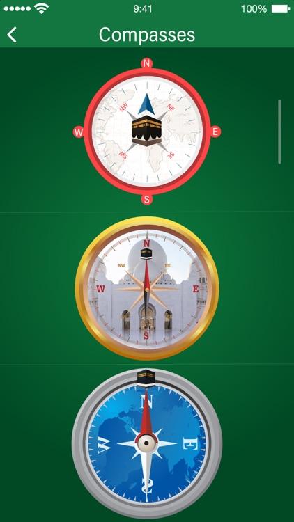 Qibla Direction Finder 2020 screenshot-3