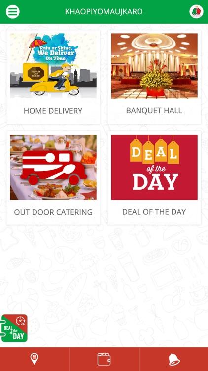 KPMK-Food Drink Kitty Catering screenshot-3