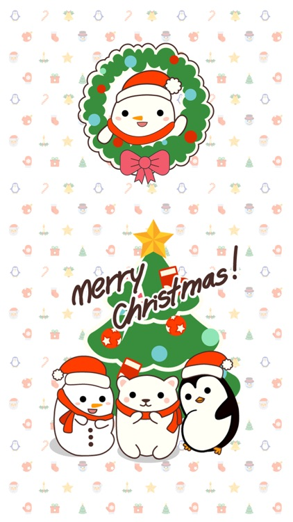 Cute Kawaii Christmas screenshot-4