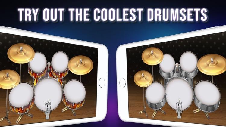 Drum Max - Real Drum Set screenshot-3