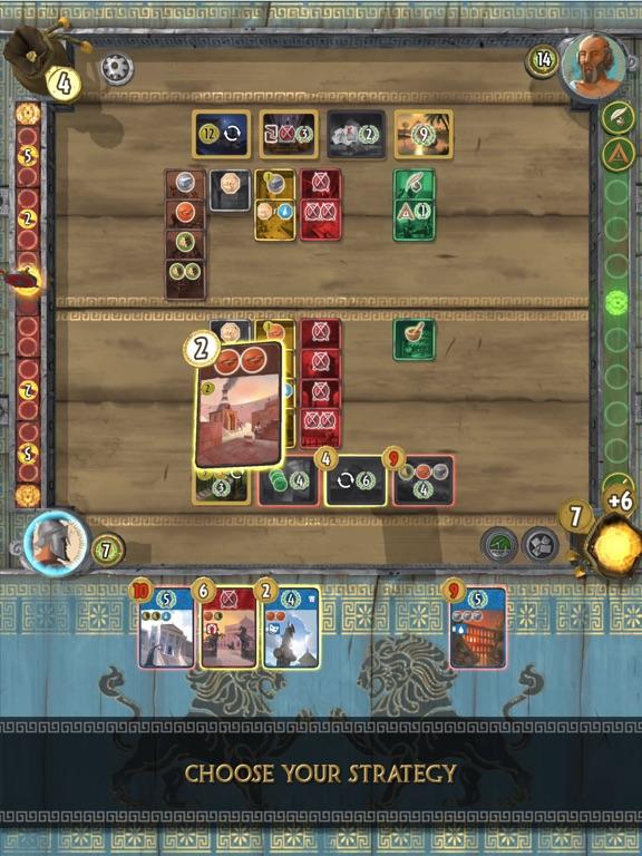 7 Wonders Duel screenshot 9