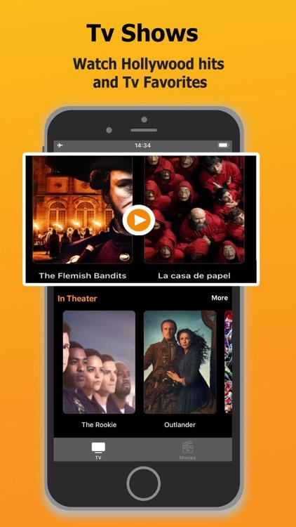 Movie Flix & Show Box TV Hub screenshot-3