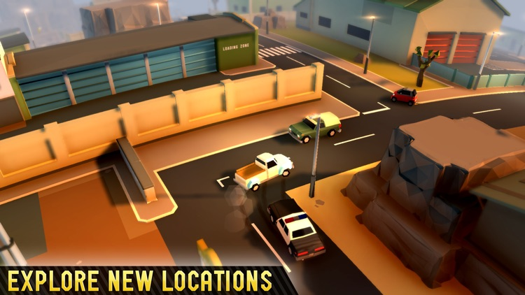Reckless Getaway VS screenshot-3