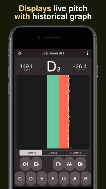 Bass Tuner BT1 screenshot-4