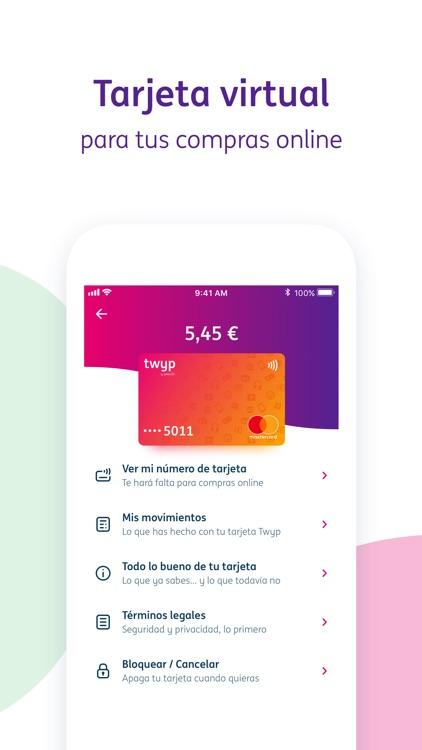 Twyp - Tu dinero en tu móvil