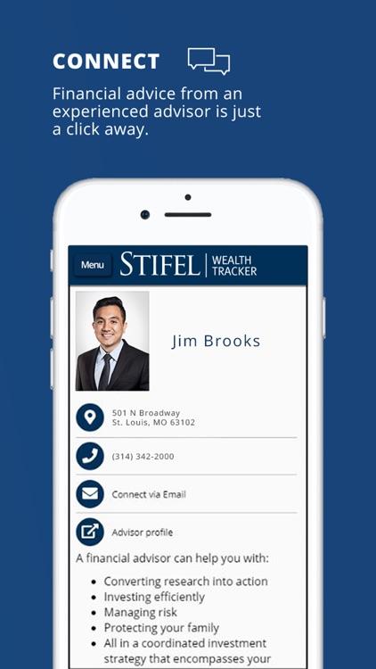 Stifel Wealth Tracker screenshot-5