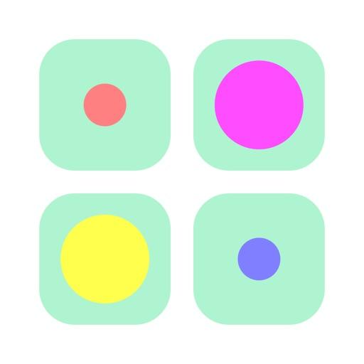 Slide Dots: A Colorful Puzzle