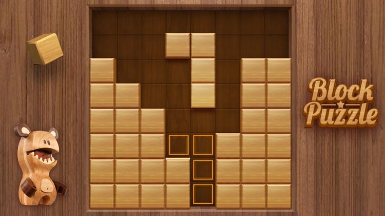 Wood Cube Puzzle screenshot-4