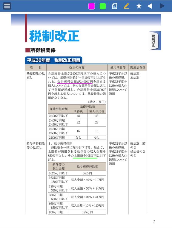 税務インデックス〜平成30年度版のおすすめ画像4