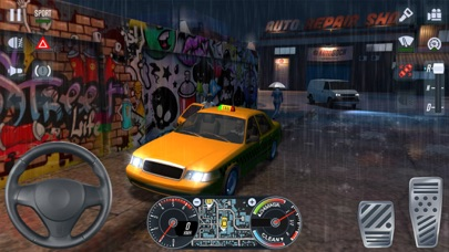 Taxi Sim 2020のおすすめ画像8