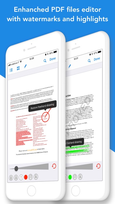 Screenshot for Total files pro in Italy App Store