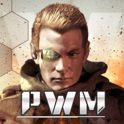 ProjectWarMobile - action game