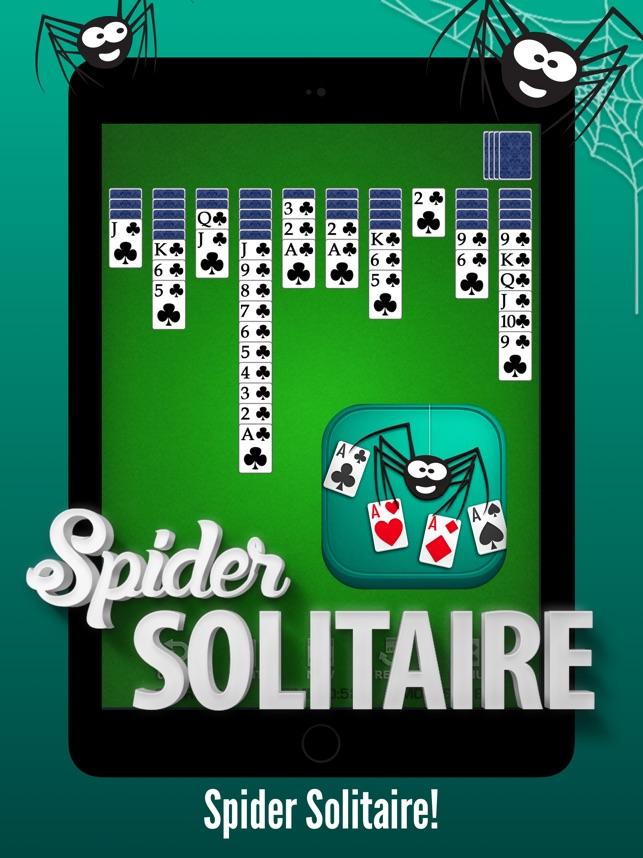 Spider Solitaire For Macheavenlyboard