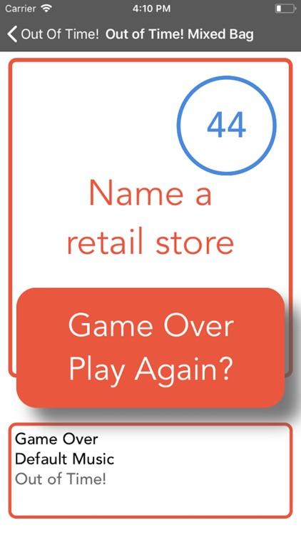 OutOfTime! screenshot-4