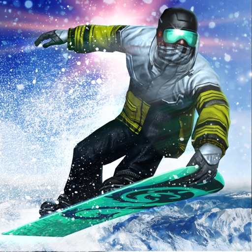 Snowboard Party: World Tour iOS App