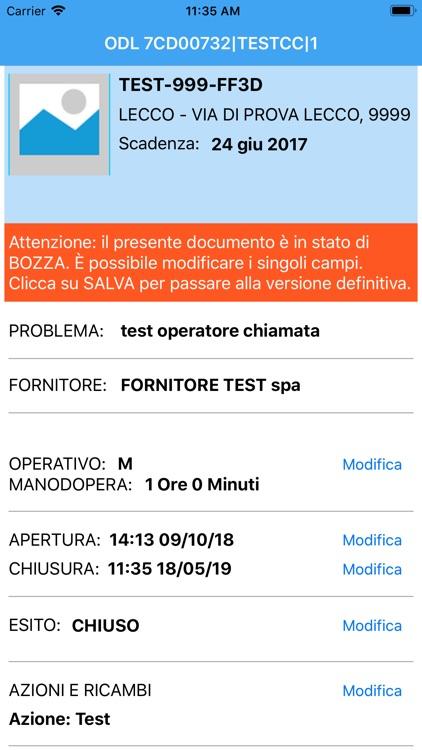 H2H - Gestione Interventi screenshot-3