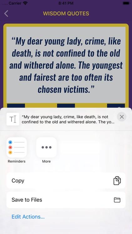 Charles Dickens Wisdom screenshot-5