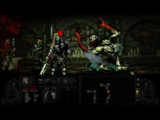 Darkest Dungeon:Tablet Editionのおすすめ画像2