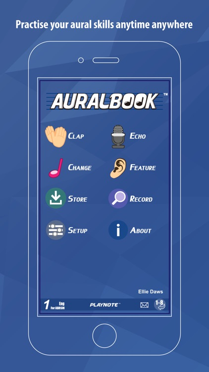 AURALBOOK for ABRSM Grade 1