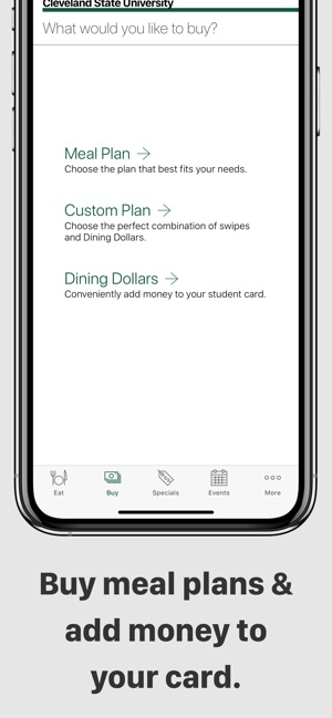 Dine On Campus on the App Store