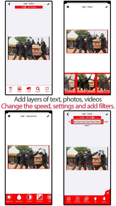GIF Editor - Vigif screenshot 2