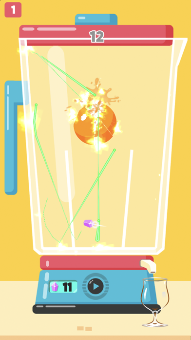 Laser Juicer screenshot 1