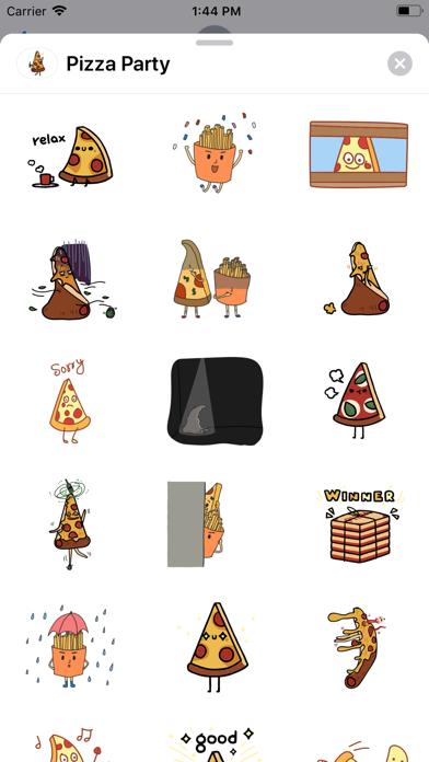 Pizza-Party screenshot 1