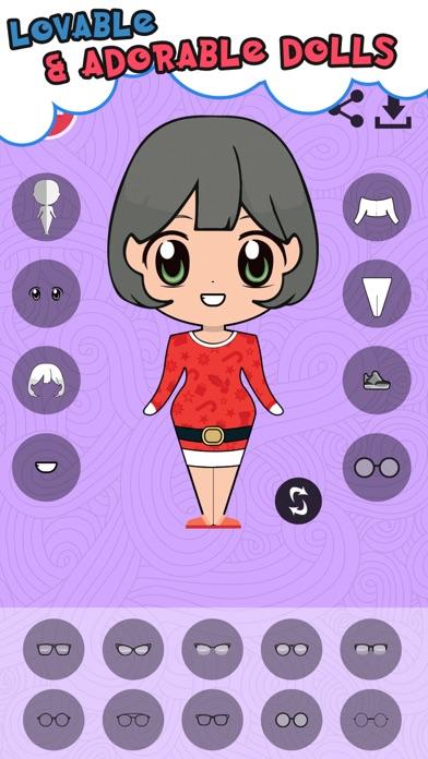 Character Maker - Doll Avatar screenshot three