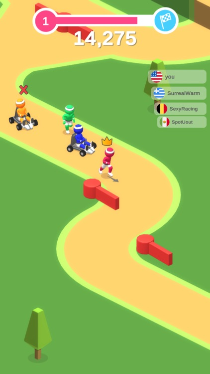 partyRun.io 2 screenshot-4