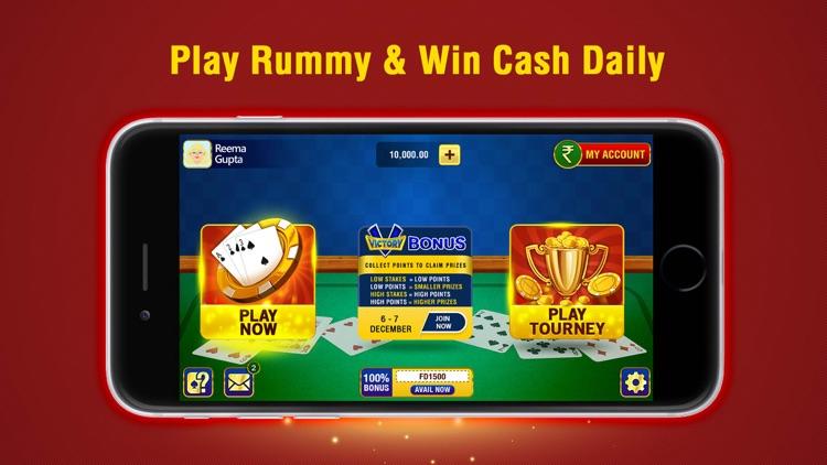 PlayRummy Real Cash Rummy screenshot-0