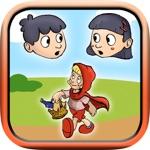 小红帽的故事 - 互动故事