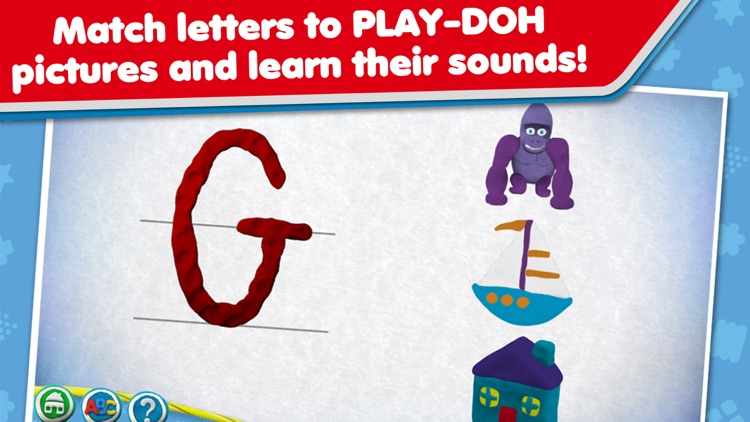 PLAY-DOH Create ABCs screenshot-4