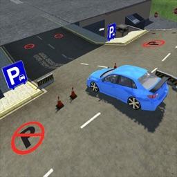 Real Car Parking Basement 3D