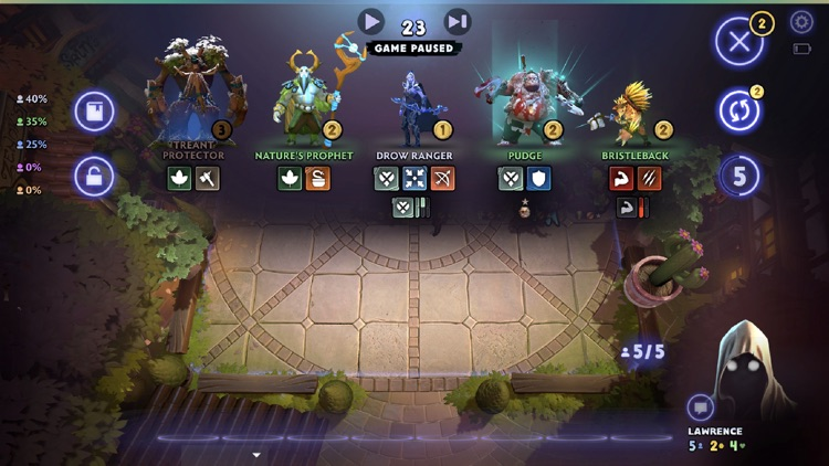 Dota Underlords screenshot-6