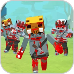 Against Blocky Zombie Hordes