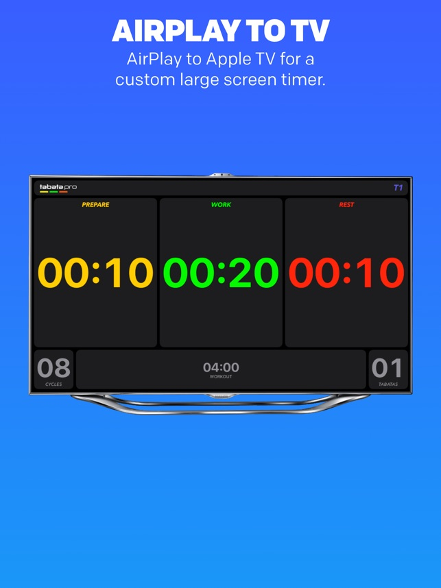 Tabata Pro - Tabata Timer on the App Store