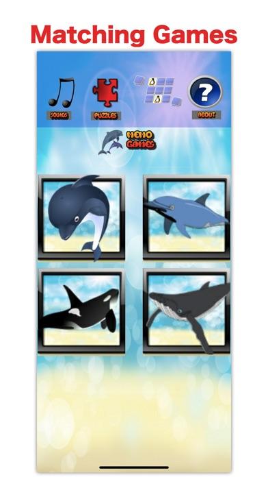 Sea World: Kids Dolphin Games app image