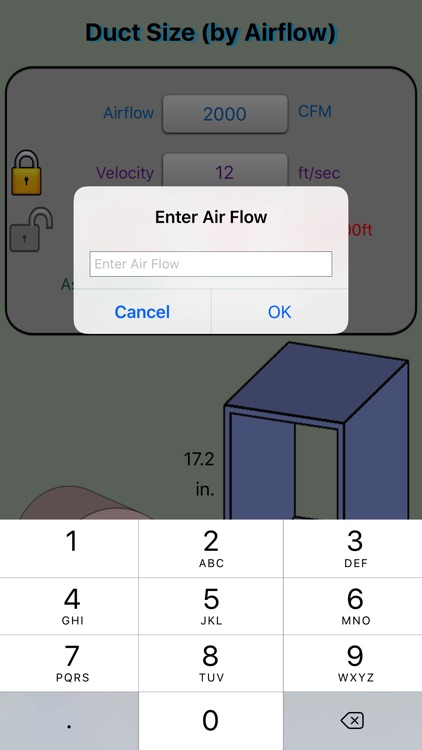 Duct Calculator Elite screenshot-4