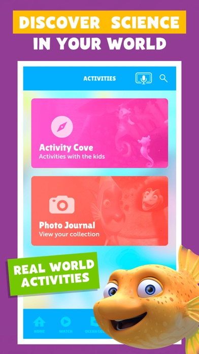 Splash and Bubbles for Parents screenshot 5