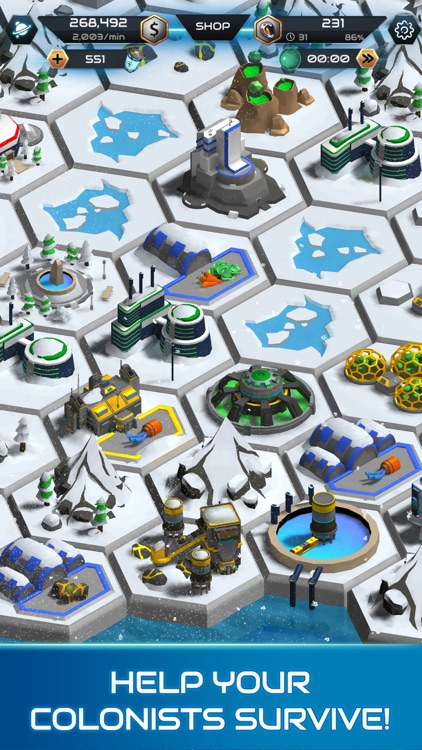Galactic Colonies screenshot-4