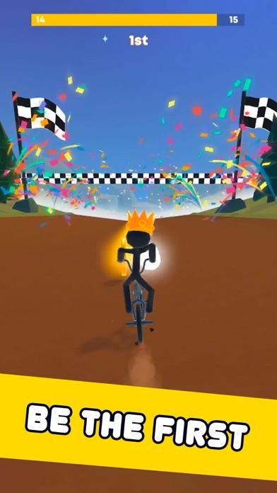 Stickman Riders screenshot 2