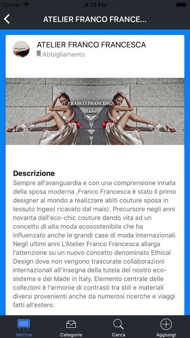 Screenshot of Vedo Convenienza2