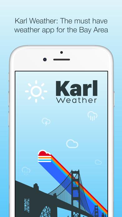 Karl Weather Screenshot