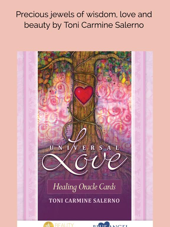 Universal Love Healing Oracle screenshot 6