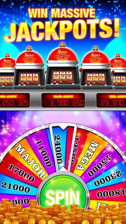 Xtreme Vegas Classic Slots screenshot-4