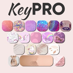 KeyPro – Keyboard Themes Emoji